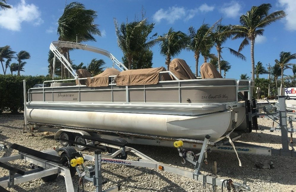 2008 Cast-A-Way Series RE 251 3T (Brown/Tan) With Trailer $30,000